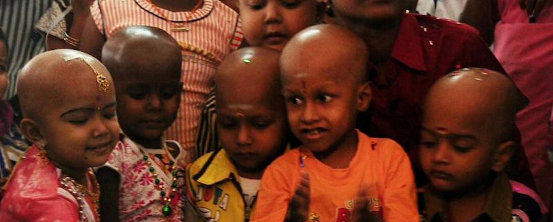 Cancer Patient Children