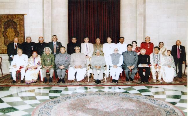 Padma Bhushan Award Function