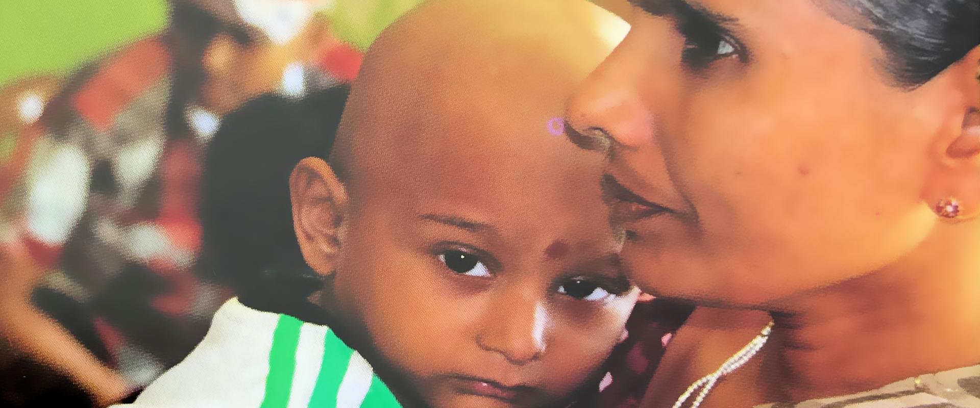 Mother & child patient